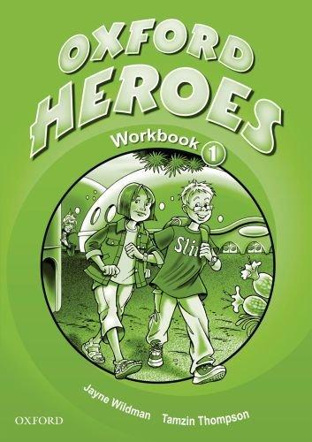 "Купить книгу ""Oxford Heroes 1. Workbook"""