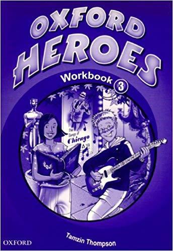 "Купить книгу ""Oxford Heroes 3. Workbook"""