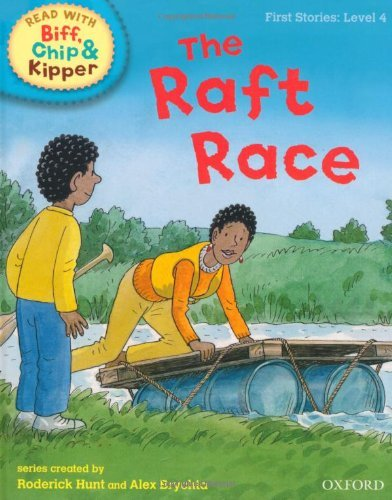 "Купить книгу ""Read With Biff, Chip and Kipper. Level 4. The Raft Race"""