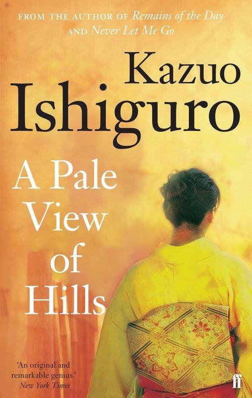 "Купить книгу ""A Pale View of Hills"""