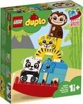 Конструктор LEGO Мои первые цирковые животные (10884)