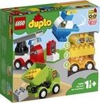 Конструктор LEGO Мои первые машинки (10886)