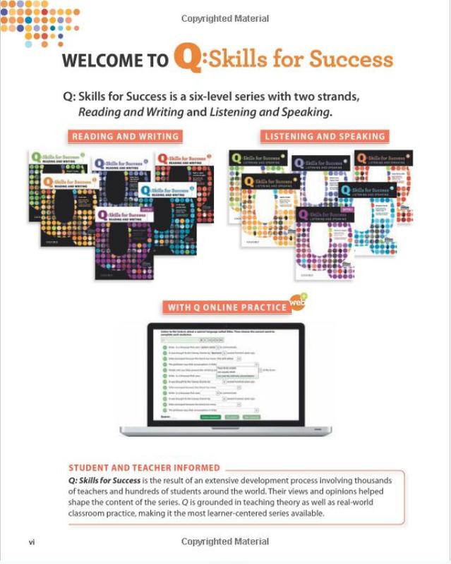 "Купить книгу ""Q Skills for Success. Reading and Writing 1. SB + Online Practice"""