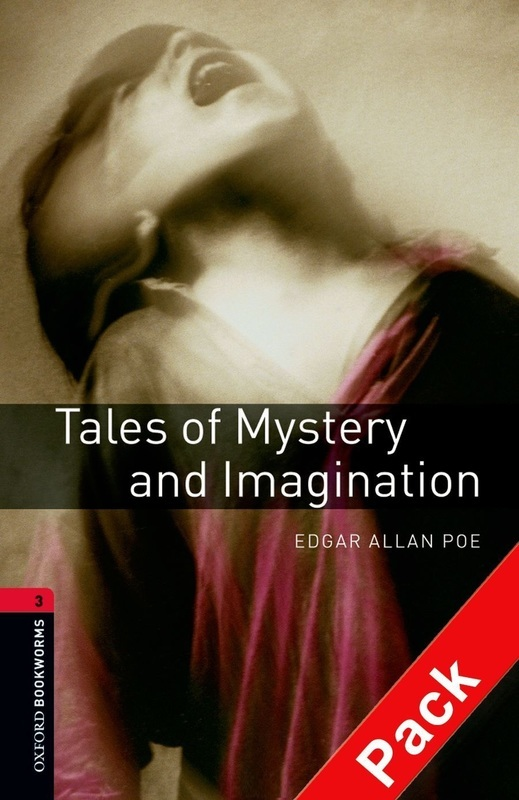 """Купить книгу """"Oxford Bookworms Library. Level 3. Tales of Mystery and Imagination audio CD pack"""""""