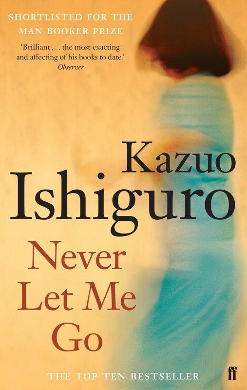 "Купить книгу ""Never Let Me Go"""