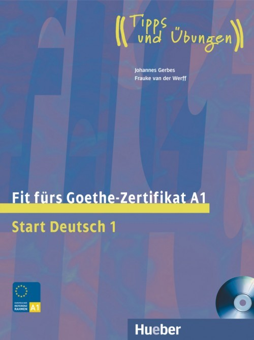 купить книгу Fit Fürs Goethe Zertifikat A1 Start Deutsch 1