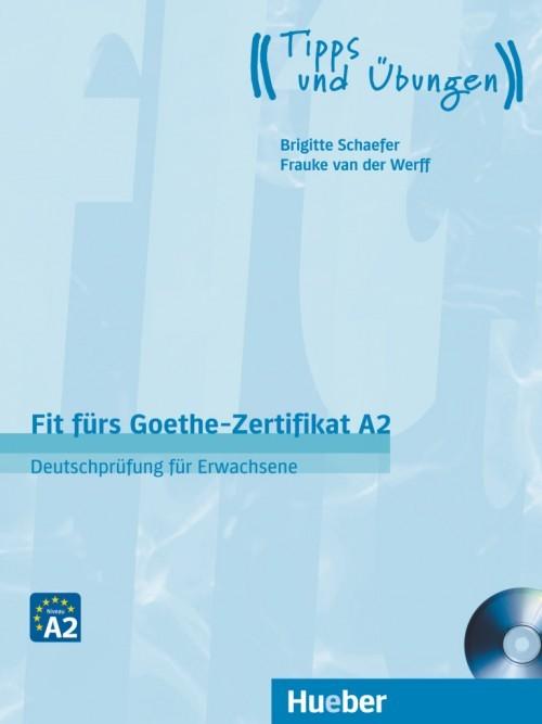 купить книгу Fit Furs Goethe Zertifikat A2 Lehrbuch Cd в киеве