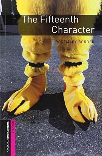 "Купить книгу ""OBL. Starter. The Fifteenth Character"""