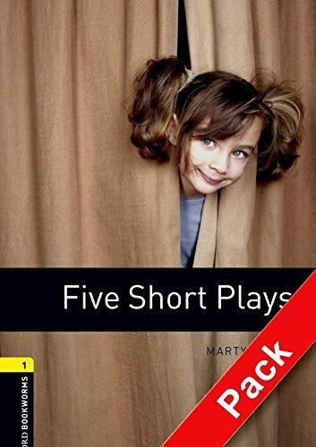 """Купить книгу """"OBL. Level 1. Five Short Plays + CD"""""""