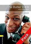 OBL. Level 1. The Butler Did It and Other Plays + CD
