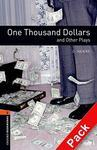 OBL. Level 2. One Thousand Dollars and Other Plays + CD