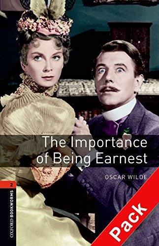 "Купить книгу ""OBL. Level 2. The Importance of Being Earnest + CD"""
