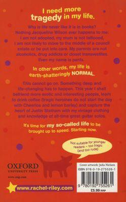 "Купить книгу ""My So-called Life. The Tragically Normal Diary of Rachel Riley"""