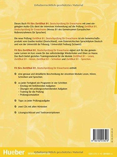 купить книгу Fit Furs Zertifikat B1 Deutschprufung Fur Erwachsene