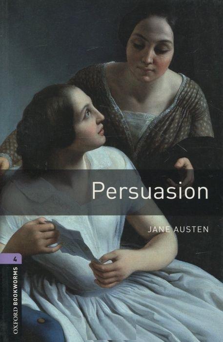"""Купить книгу """"Oxford Bookworms Library. Level 4. Persuasion"""""""