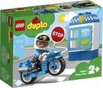 Конструктор LEGO Полицейский мотоцикл (10900)