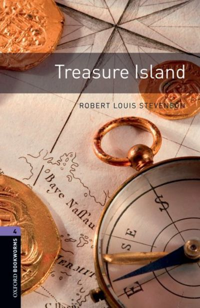 "Купить книгу ""Oxford Bookworms Library. Level 4. Treasure Island"""
