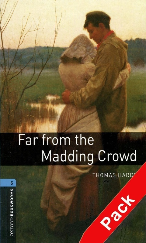 """Купить книгу """"Oxford Bookworms Library. Level 5. Far from the Madding Crowd audio CD pack"""""""