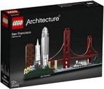Конструктор LEGO Сан-Франциско (21043)