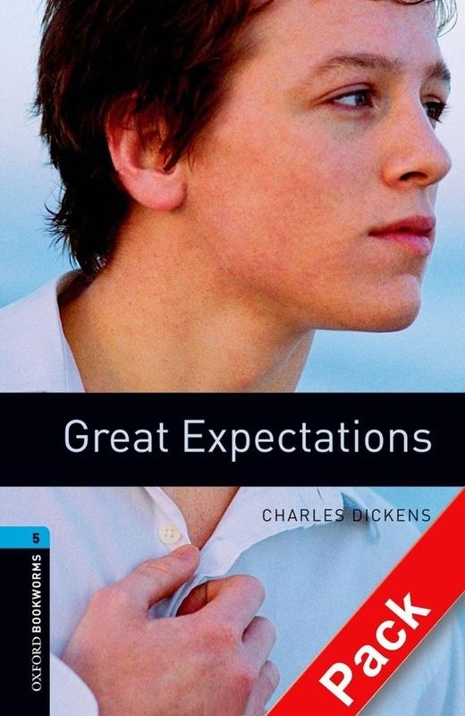 "Купить книгу ""Great Expectations: Stage 5 (+ 3 CD)"""