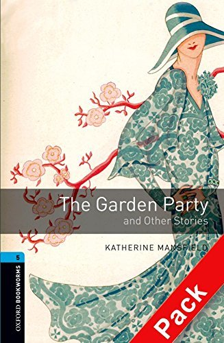 "Купить книгу ""Oxford Bookworms Library. Level 5. The Garden Party and Other Stories audio CD pack"""