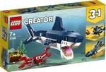 Конструктор LEGO Обитатели морских глубин (31088)