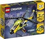 Конструктор LEGO Приключения на вертолёте (31092)
