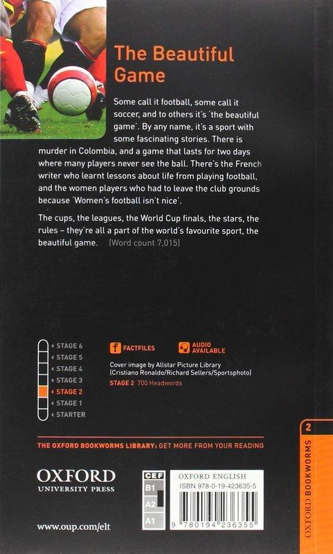 "Купить книгу ""OB Library Factfiles. Level 2. The Beautiful Game"""