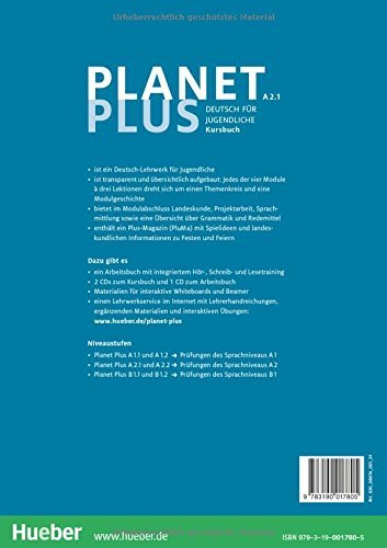купить книгу Planet Plus Kursbuch A21 в киеве и украине
