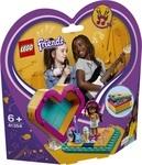 Конструктор LEGO Шкатулка-сердечко Андреа (41354)