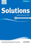 Solutions: Advanced: Teacher's Book (+ CD-ROM)