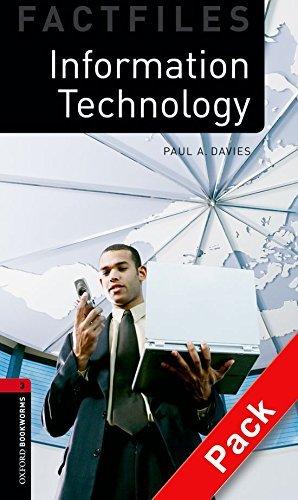 "Купить книгу ""OB Library Factfiles. Level 3. Information Technology + CD"""