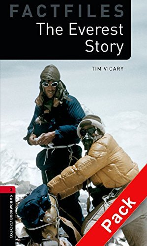 "Купить книгу ""OB Library Factfiles. Level 3. The Everest Story + CD"""