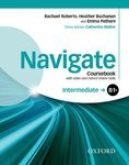 NNavigate: Intermediate B1: Coursebook with video and Oxford Online Skills (+ DVD)
