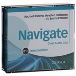 Navigate. Intermediate B1+. Class Audio CDs