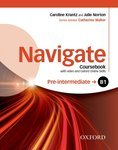 Navigate Pre-intermediate B1: Coursebook (+ DVD, Access Code) - купить и читать книгу