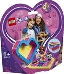 Конструктор LEGO Шкатулка-сердечко Оливии (41357)