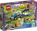 Конструктор LEGO Багги с прицепом Стефани (41364)