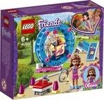 Конструктор LEGO Игровая площадка для хомячка Оливии (41383)