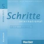 Schritte international 5 (аудиокурс на 2 CD)