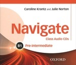Navigate. Pre-intermediate. B1. Class Audio CDs (аудиокурс на 3 CD)
