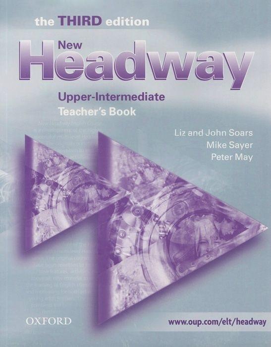 "Купить книгу ""New Headway. Upper-Intermediate Third Edition. Teacher's Book"""