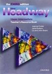 New Headway. Upper-Intermediate Third Edition. Teacher's Resource Book