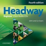 New Headway. Beginner. Class Audio CDs (аудиокурс на 2 CD)