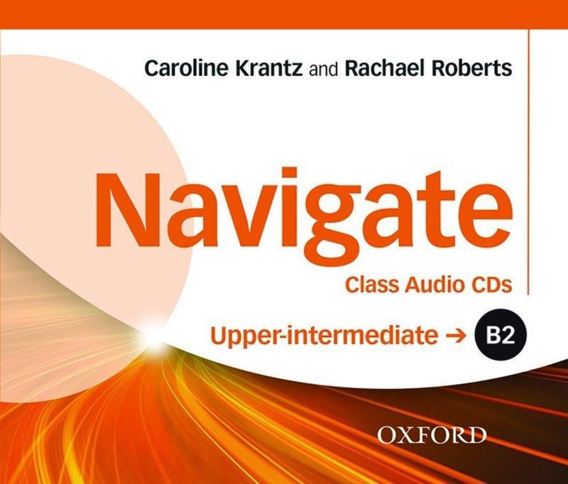 "Купить книгу ""Navigate. B2 Upper-Intermediate. Class Audio CDs"""