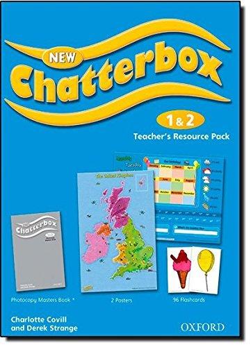 "Купить книгу ""New Chatterbox. Level 1 & 2. Teacher's Resource Pack"""