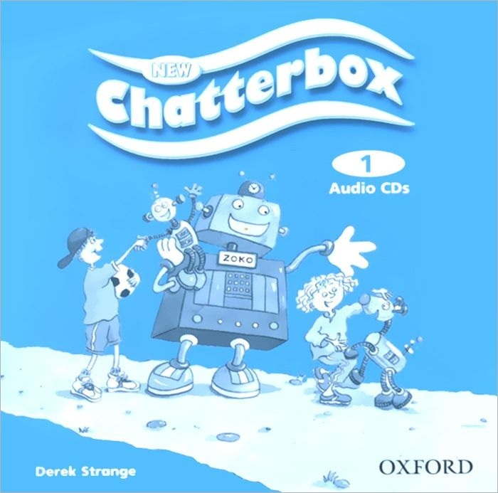 "Купить книгу ""New Chatterbox. Level 1 (аудиокурс на 2 CD)"""