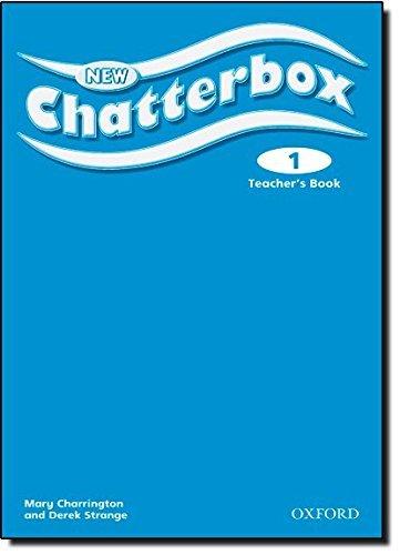 "Купить книгу ""New Chatterbox. Level 1. Teacher's Book"""
