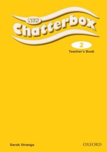 "Купить книгу ""New Chatterbox. Level 2. Teacher's Book"""