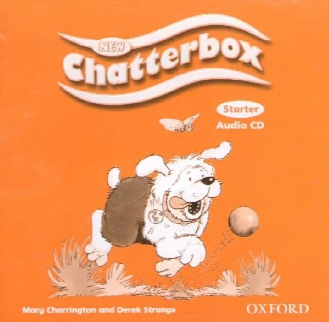 "Купить книгу ""New Chatterbox. Starter. Audio CD"""